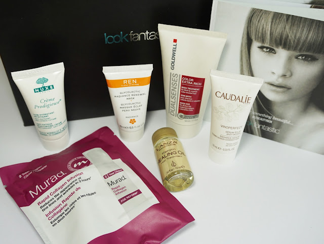 Lookfantastic - Beauty Box (Juni 2015)