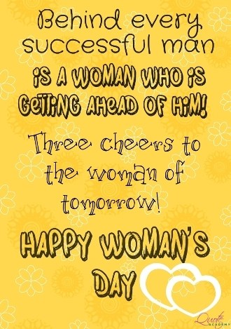 Happy Women's Day Special