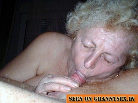 Cum Sucking Granny 117