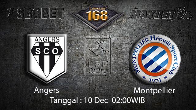 PREDIKSIBOLA - PREDIKSI TARUHAN BOLA ANGERS VS MONTPELLIER 10 DESEMBER 2017 (LIGUE 1)