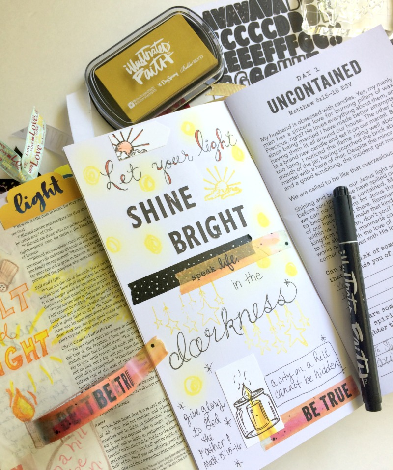 Real Girl\u0027s Realm How to Bible Journal Without a Journaling Bible