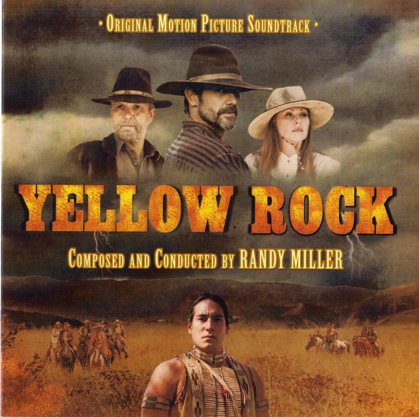 Henry's Western Round-up: 'YELLOW ROCK' COMPOSER RANDY
