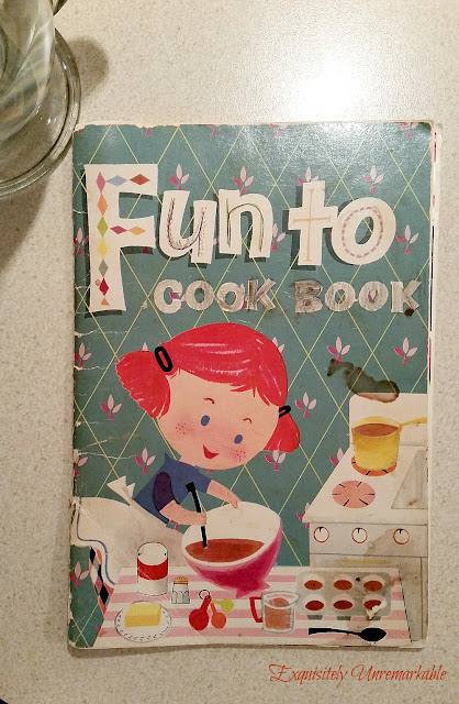 Vintage Fun To Cook Book