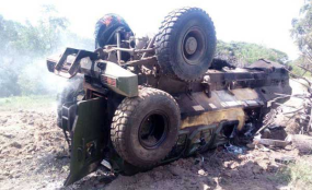 #WarOnTerror :10 Killed in Suspected Terror Attacks by Al-Shabaab in Lamu County,.Kenya