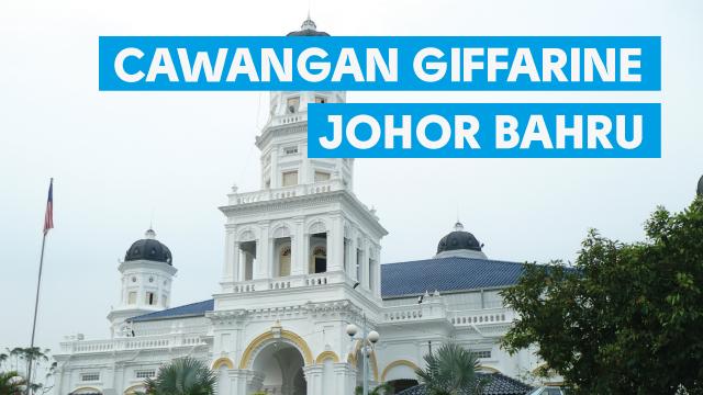 Giffarine Cawangan Johor Bahru