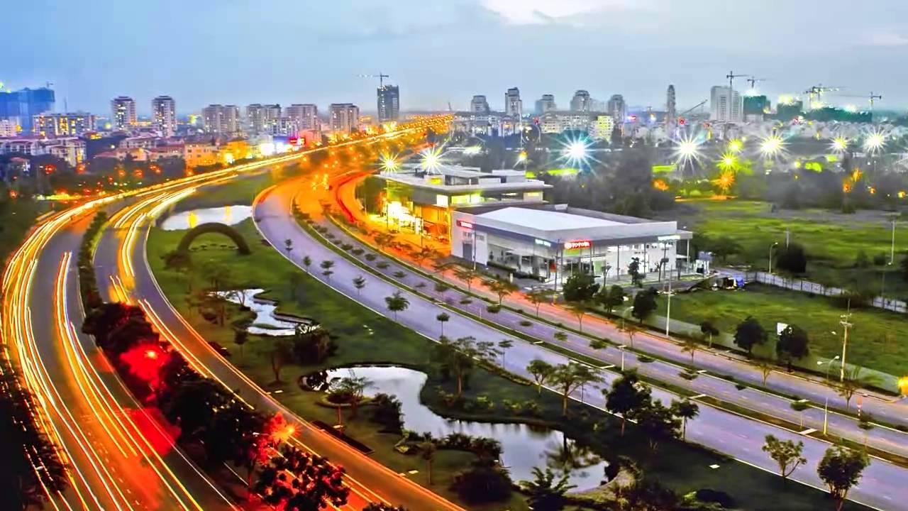 Bất động sản Hà Nội hưởng lợi từ hạ tầng giao thông