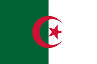 Aljazair (Republik Demokratis Rakyat Aljazair) || Ibu kota: Algiers