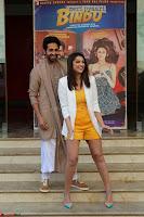 Parineeti Chopra with Ayushmann Khurrana at the Launch of Trailer of Meri Pyaari Bindu 023.JPG
