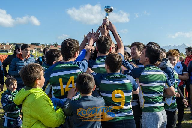 Colegio y Río Grande definen el torneo de M15