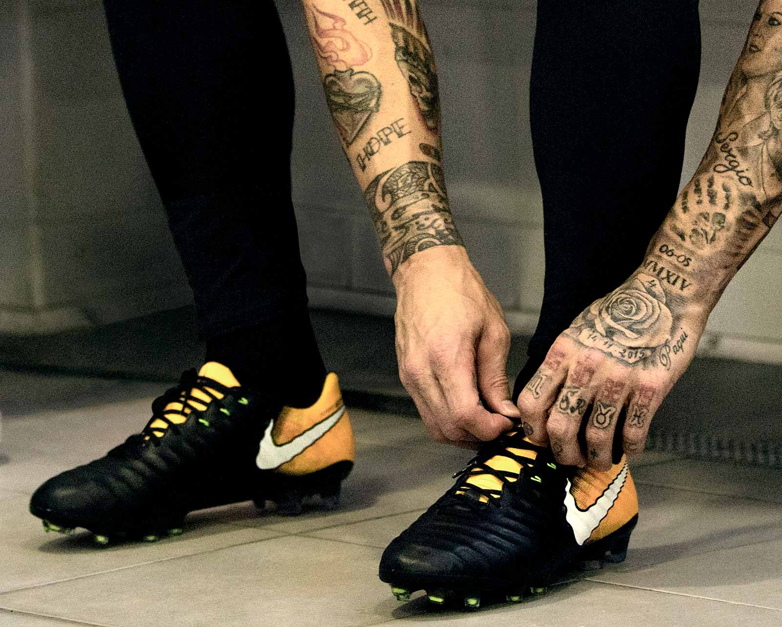 more photos 6bbea a028d LEAKED: Next-Gen Nike Tiempo Legend 8 Boots Coming in 2019 ...