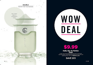 avon catalog 2 2019 haiku perfume wow deal