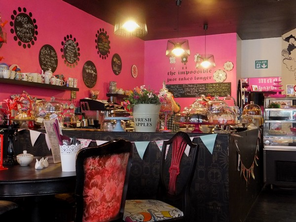 glasgow écosse scotland brunch once upon a tart tearoom restaurant