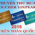 Thu mua voucher Vinpearl Condotel & Villas tháng 02/2018