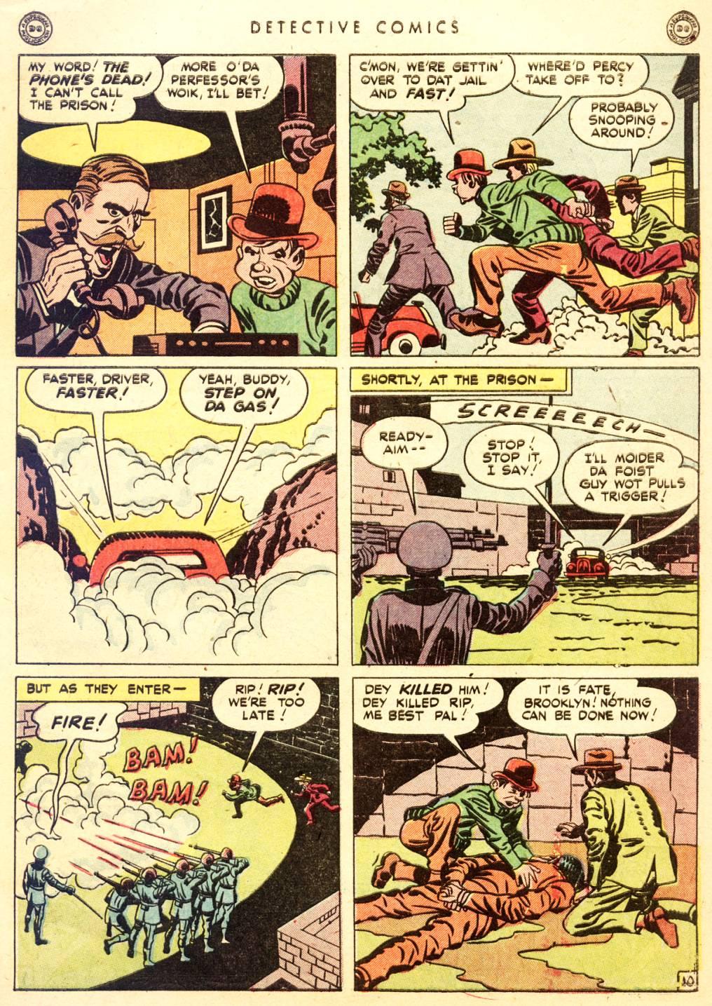 Read online Detective Comics (1937) comic -  Issue #128 - 47