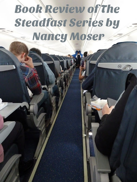 Review of The Steadfast Series by Nancy Moser: Three Christian Suspense Novels