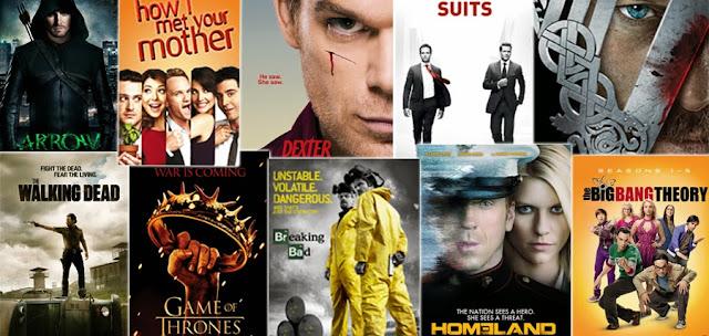 Cele mai piratate seriale tv din 2013