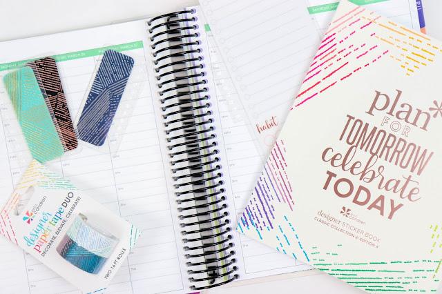Erin Condren 2018/2019 Planner Overview