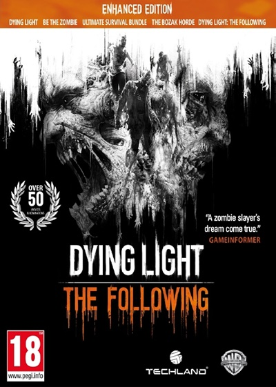 โหลดเกมส์ Dying Light: The Following - Enhanced Edition