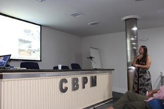 Pesquisadora da CPRM palestra na CBPM sobre remineralizadores de solo