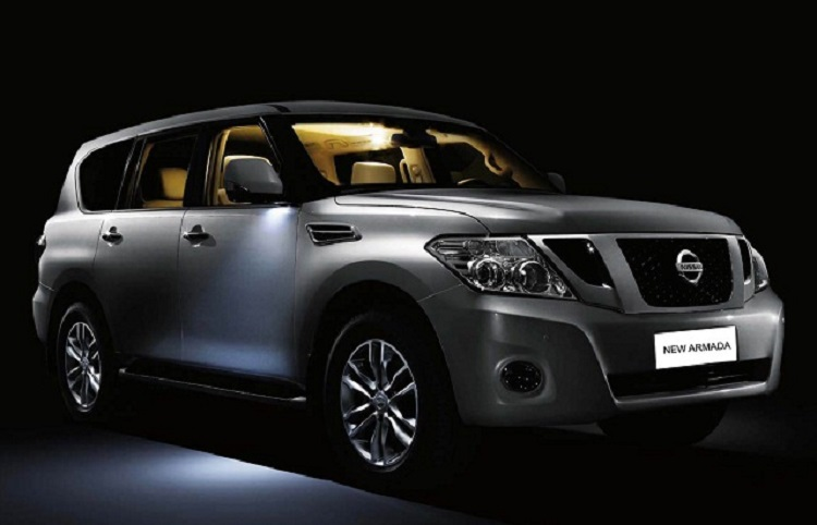2017 Nissan Armada Sel Release Date Redesign