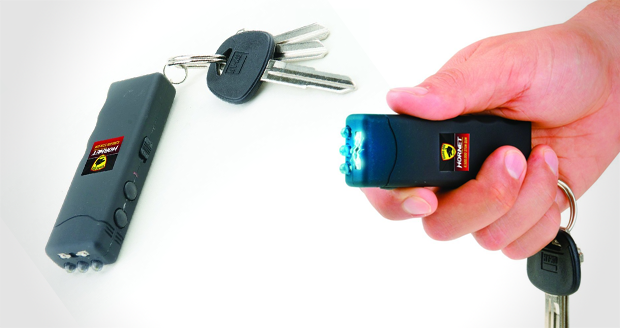 World's Smallest Stun Gun