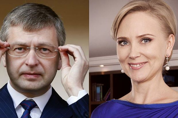 Dmitry Rybolovlev and Elena Rybolovleva  | Famous Celebrity Bible