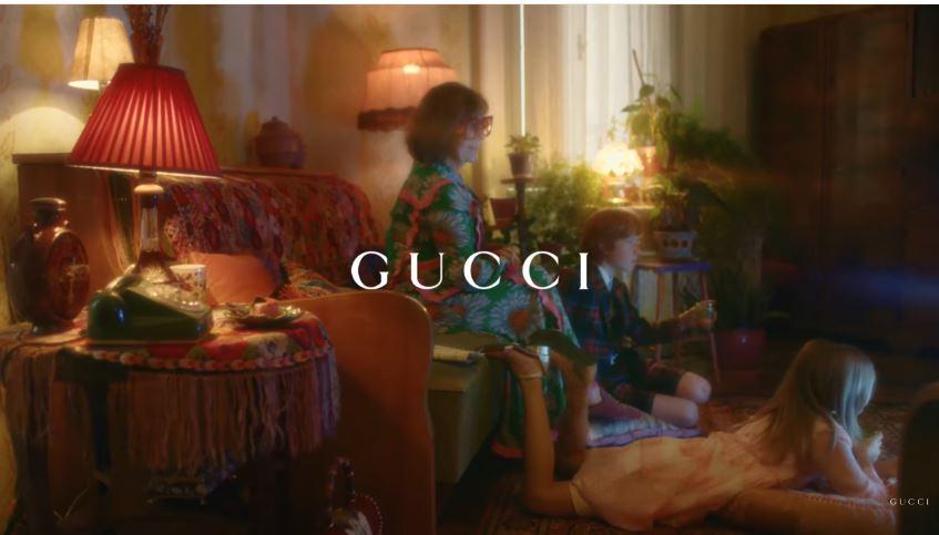 Canzone Gucci pubblicità Petra Collins immagina un sogno ungherese per Gucci - Musica spot Febbraio 2017