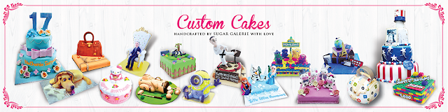 beli custom cake Jakarta Selatan