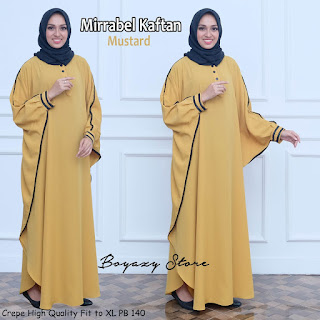 Mirabel Kaftan by Boyazy
