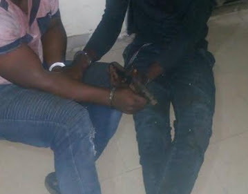 kidnappers arrested ajah lagos