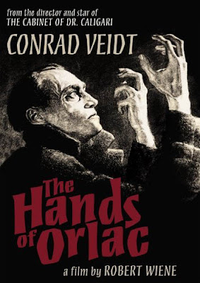 Orlacs Hände (The Hands of Orlac, 1924)