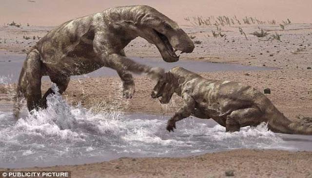 Kasus Kanker Tertua Di Dunia Di Temukan Di Mulut Fosil Gorgonopsids Berusia 255 Juta Tahun