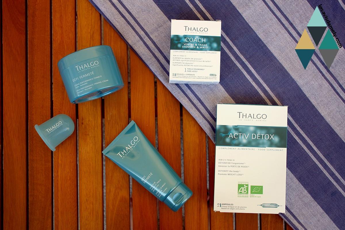 défi fermeté peau raffermie test avis et revue minceur thalgo