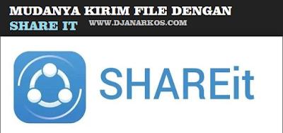 Cara Menggunakan Share It untuk kirim file ke semua device HP Android dan PC