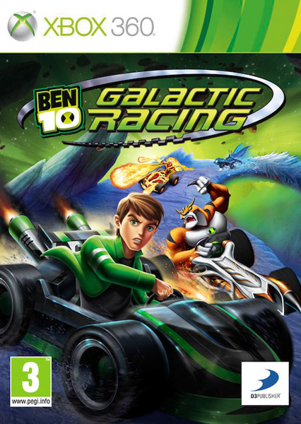 Ben Ten Racing Game Gamub