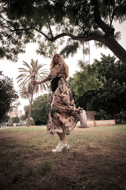 streetstyle - lifestyle - moda Málaga