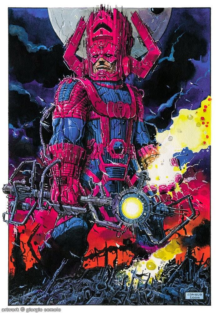 Bible X Galactus