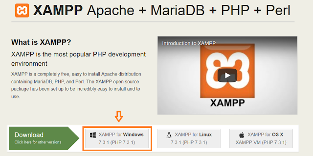 How To Install & Configure XAMPP On Windows 10 - Step By Step 1