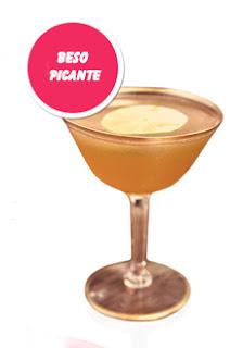 Cocktail Afrodisíaco: Beso picante