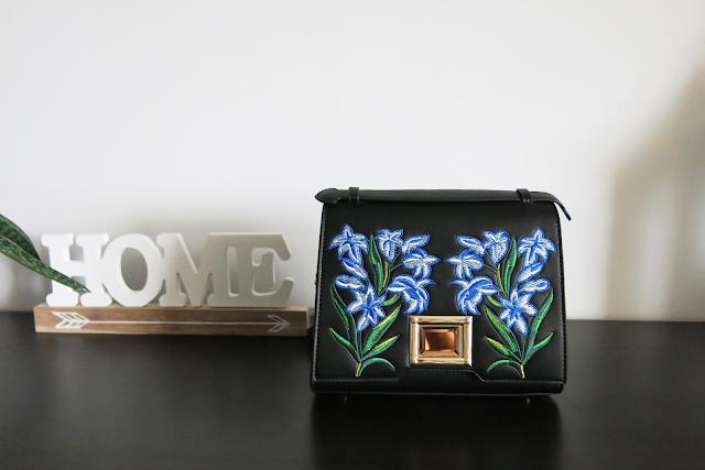 Embroidered Handbag | Torebka Hafty | Bohemian Scarf | Szal