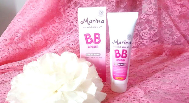 Marina Smooth & Glow UV BB Cream Review