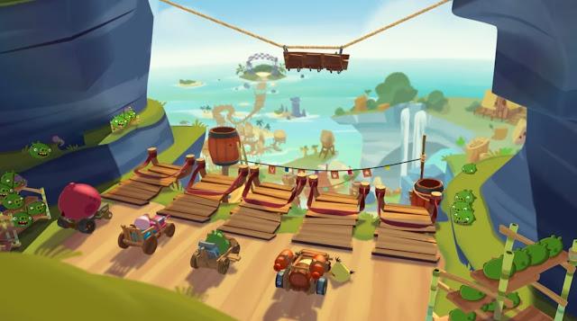 nuevo Angry Birds Go!