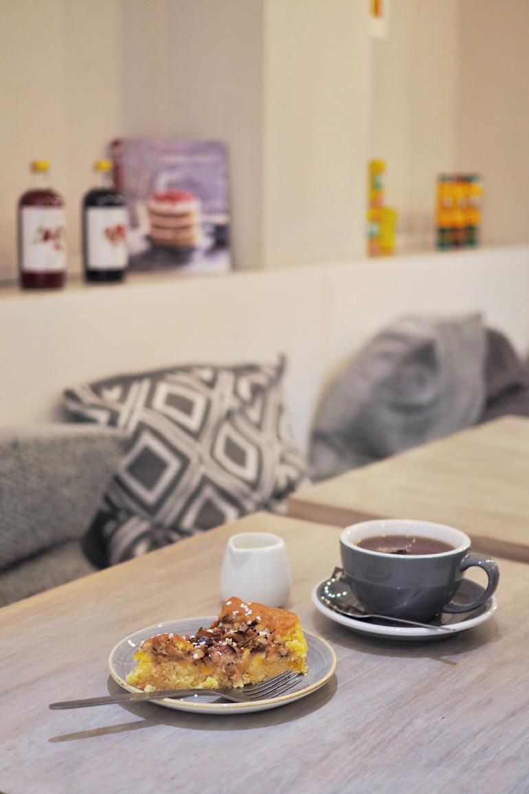 Salon de thé scandinave à Londres : ScandiKitchen