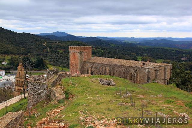 Iglesia de Nuestra Señora del Mayor Dolor de Aracena