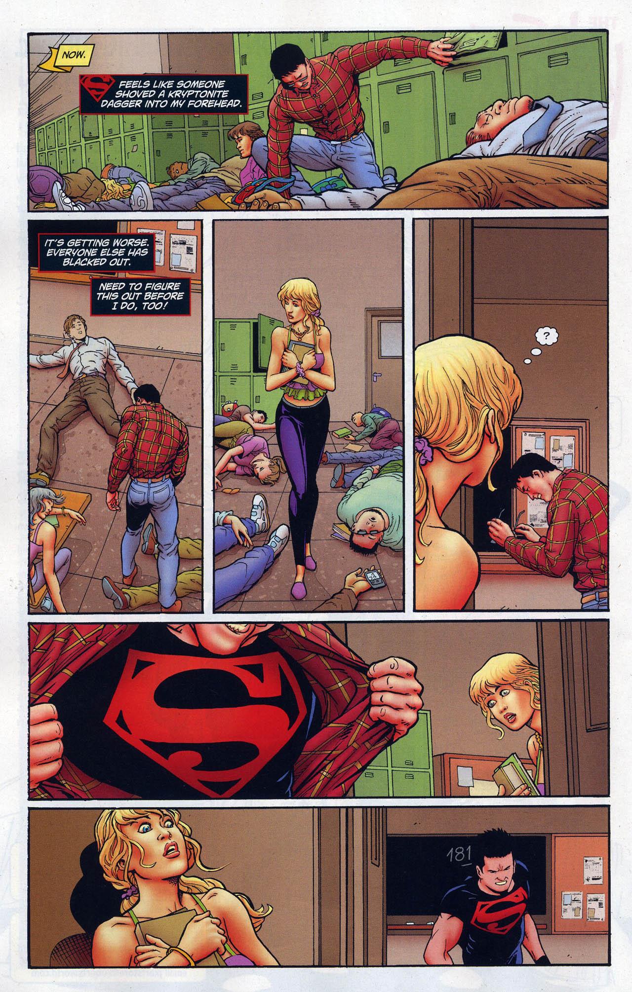 Superboy [I] Issue #3 #3 - English 9