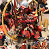 HGUC 1/144 Neo Zeong w/ Psycho Shard - Custom Build on Display at C3 x Hobby 2014