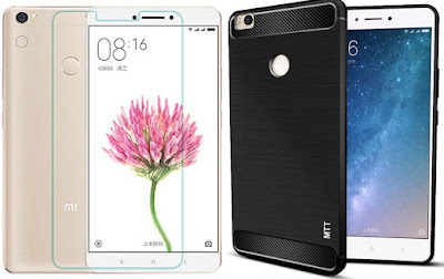 Mi Max 2 Best Tempered Glass Screen Protector Cases and Covers
