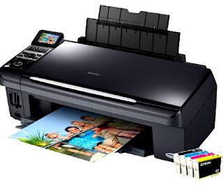 Descargar Drivers Epson Stylus DX8450 Impresora