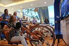 Até domingo é possível provar os desafios de uma arena paralímpica