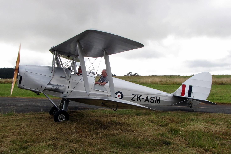 NZ Civil Aircraft: 2012 - A Vintage Year, North Shore
